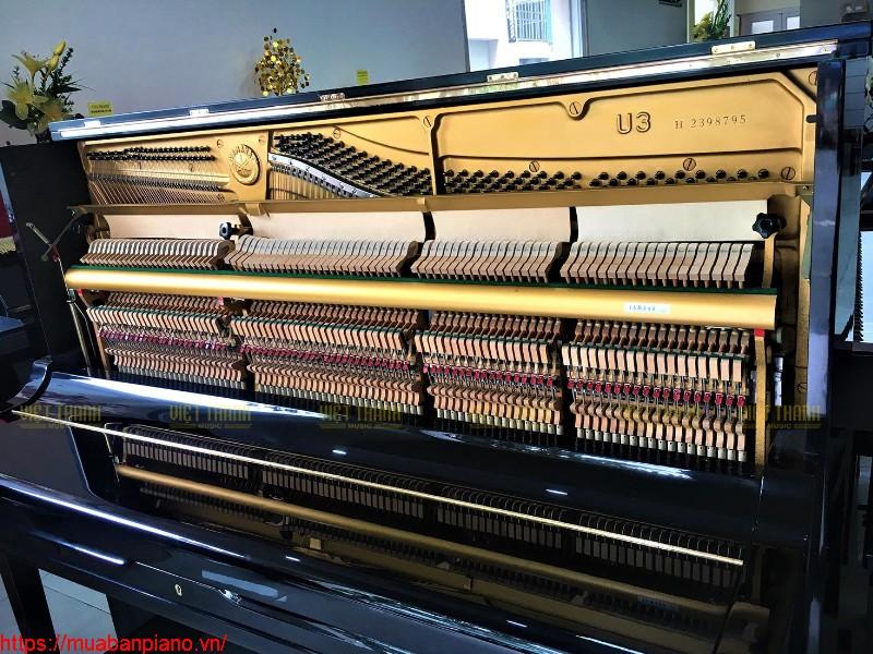 Yamaha U3H serial