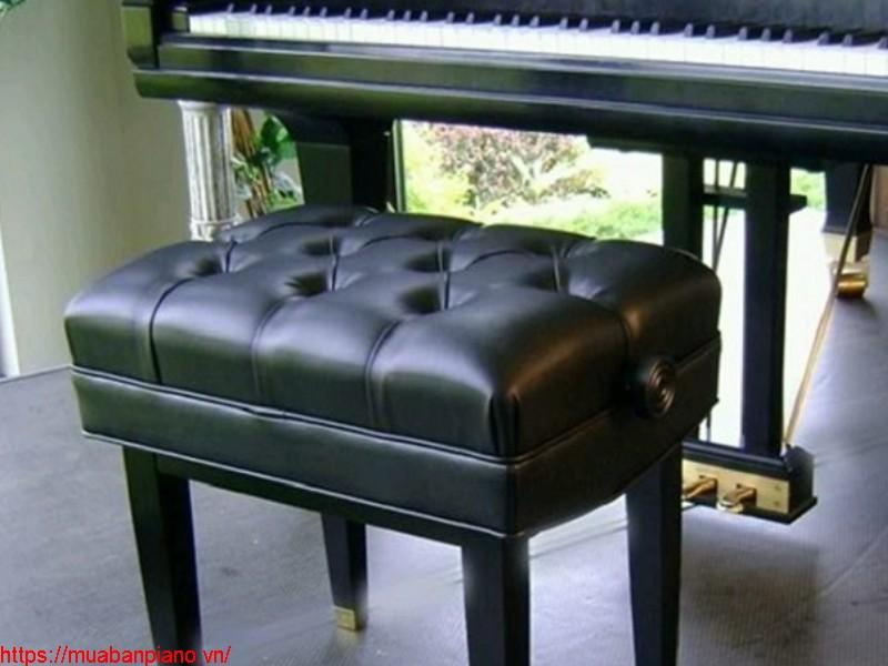 Những ưu điểm không thể bỏ qua của ghế đàn Piano