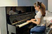 Đàn Piano Yamaha Upright