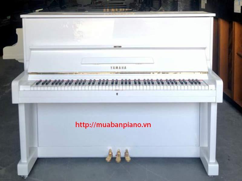 Đàn Piano Yamaha U1 trắng