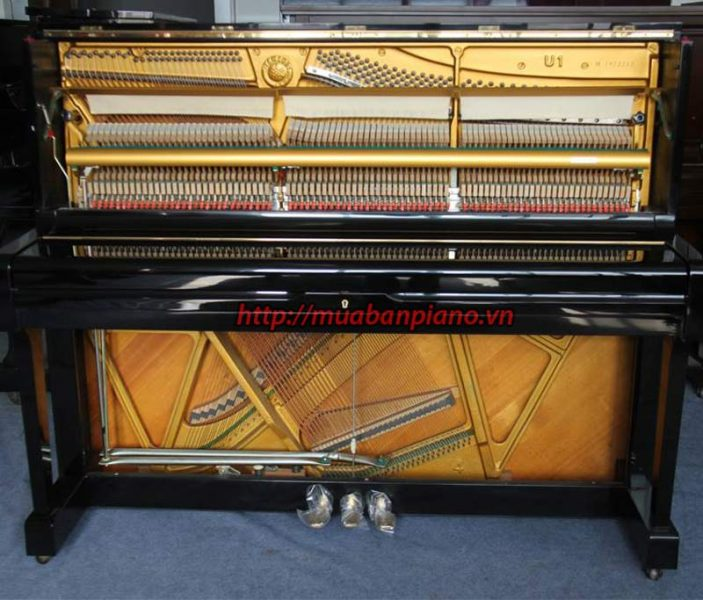 Cấu tạo đàn Upright Piano Yamaha U3H serial