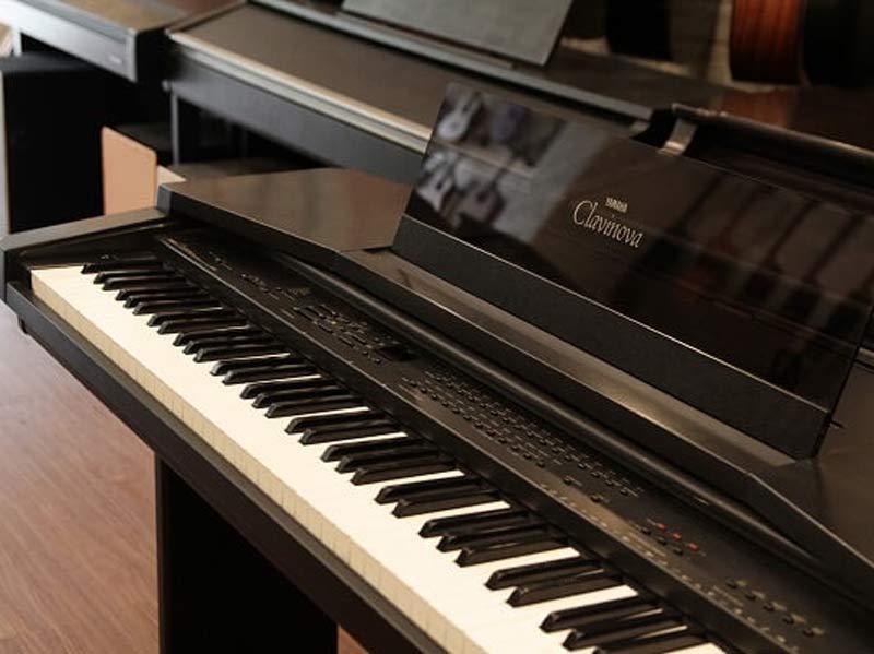 Bàn phím đàn piano điện clavinova yamaha