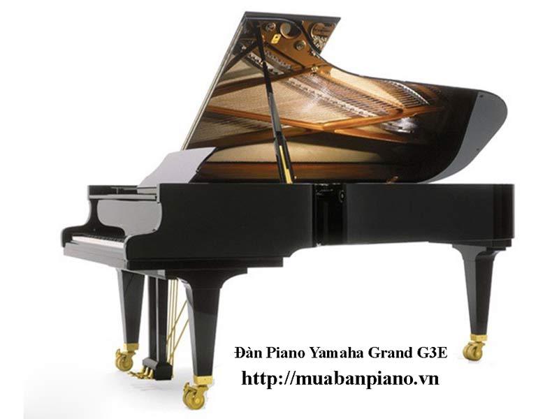 Đàn Piano Yamaha Grand G3E