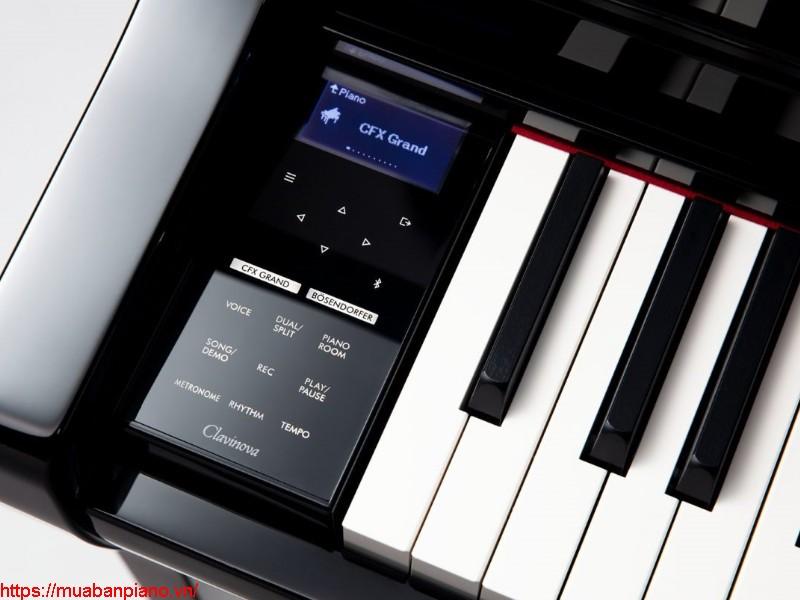 Cấu tạo đàn Yamaha Clavinova chi tiết, đầy đủ nhất