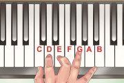 Hợp âm đàn piano cơ bản