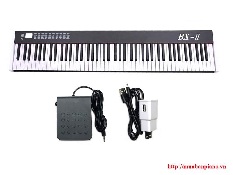 Cấu tạo đàn piano BX 2