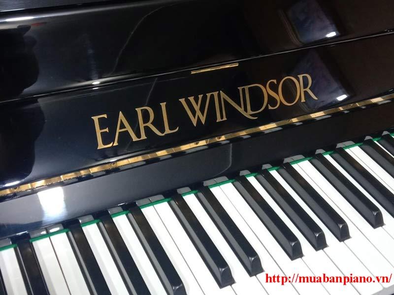 Bàn phím piano Earl Windsor 112