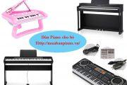 Review top 10 mẫu đàn piano cho bé giá tốt T8/2021