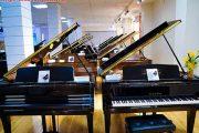 Các dòng đàn piano giá khác nhau